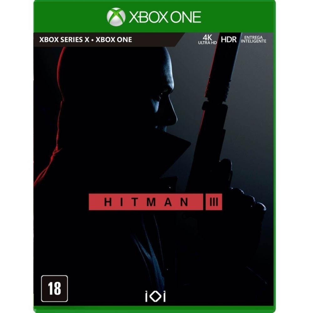 Jogo Hitman III Xbox One/Xbox Series X