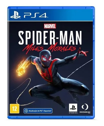 Jogo Marvel's Spider-man: Miles Morales - Ps4