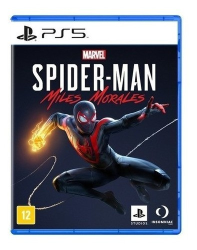 Jogo Marvel's Spider-man: Miles Morales - Ps5