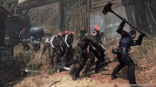 Jogo Metal Gear Survive - Xbox One