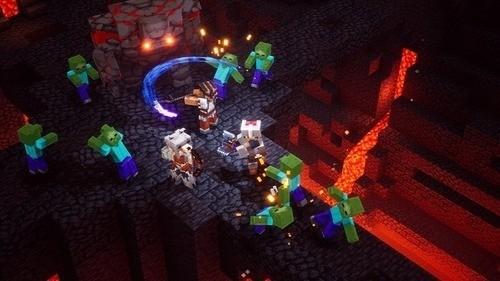 Jogo Minecraft Dungeons (Hero Ed.) - Xbox Box One