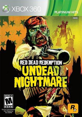 Jogo Red Dead Redemption Undead Nighmare (seminovo) - Xbox360