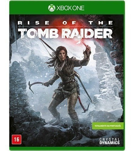 Jogo Rise Of The Tomb Raider Xboxone
