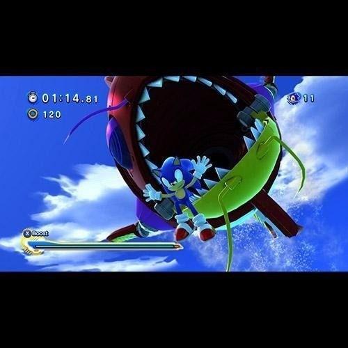 Jogo Sonic Generations PS3