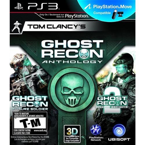 Jogo Tom Clancy Ghost Recon Anthology PS3 (seminovo)