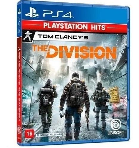 Jogo Tom Clancys The Division - Ps4