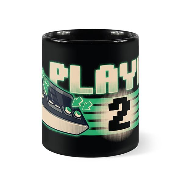 Kit de Canecas Player 1 Player 2