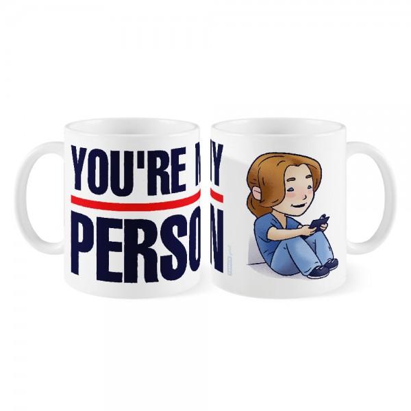 Kit de Canecas You're My Person
