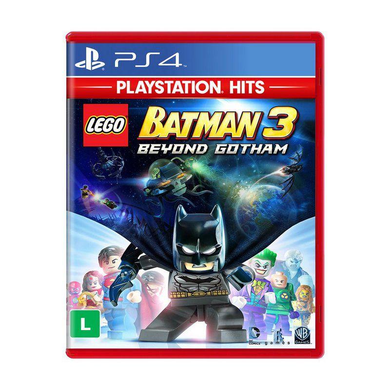 Jogo Lego Batman 3 - PS4