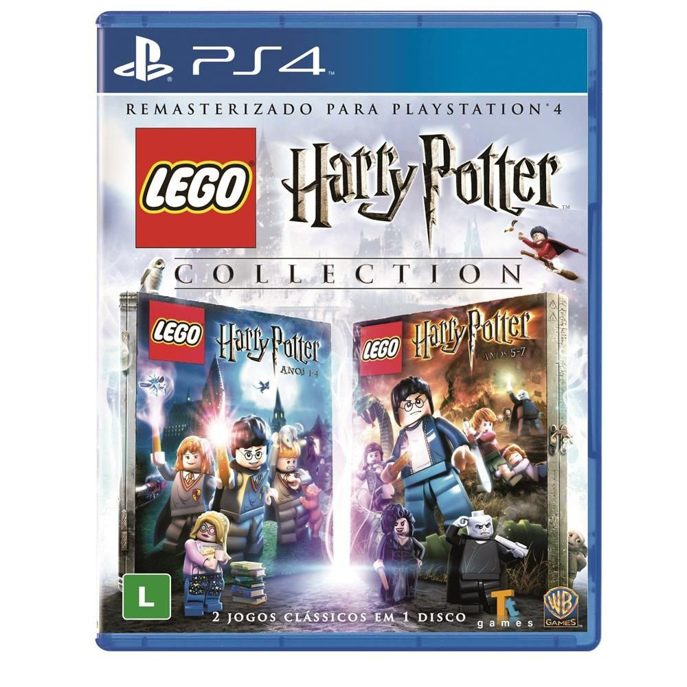 Jogo Lego Harry Potter (Collection Years 1-4/ 5-7) - Ps4