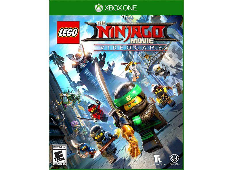 Lego Ninjago Xboxone