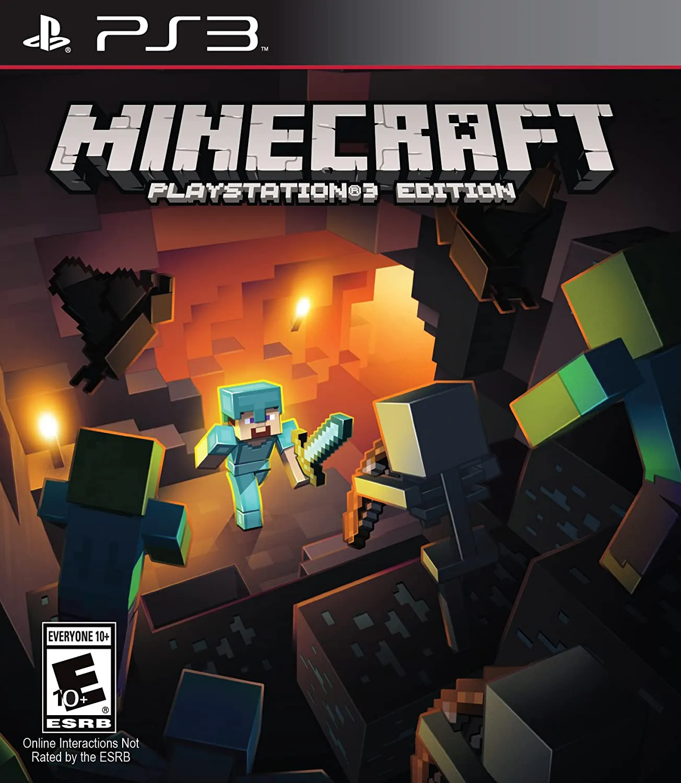 Minecraft Ps3