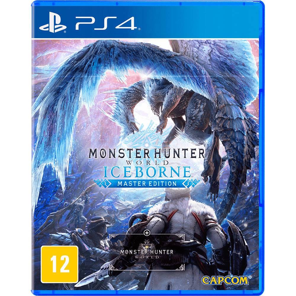 Monster Hunter Iceborne - PS4