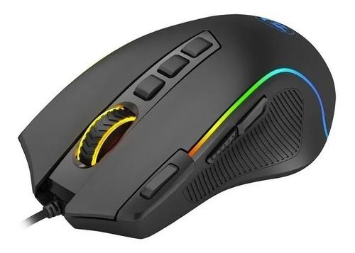 Mouse Gamer Predator Redragon M612 Rgb