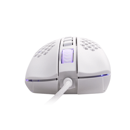 Mouse Gamer Redragon Storm Elite Lunar White