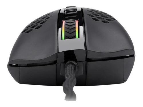 Mouse Gamer Redragon Storm M808-RGB
