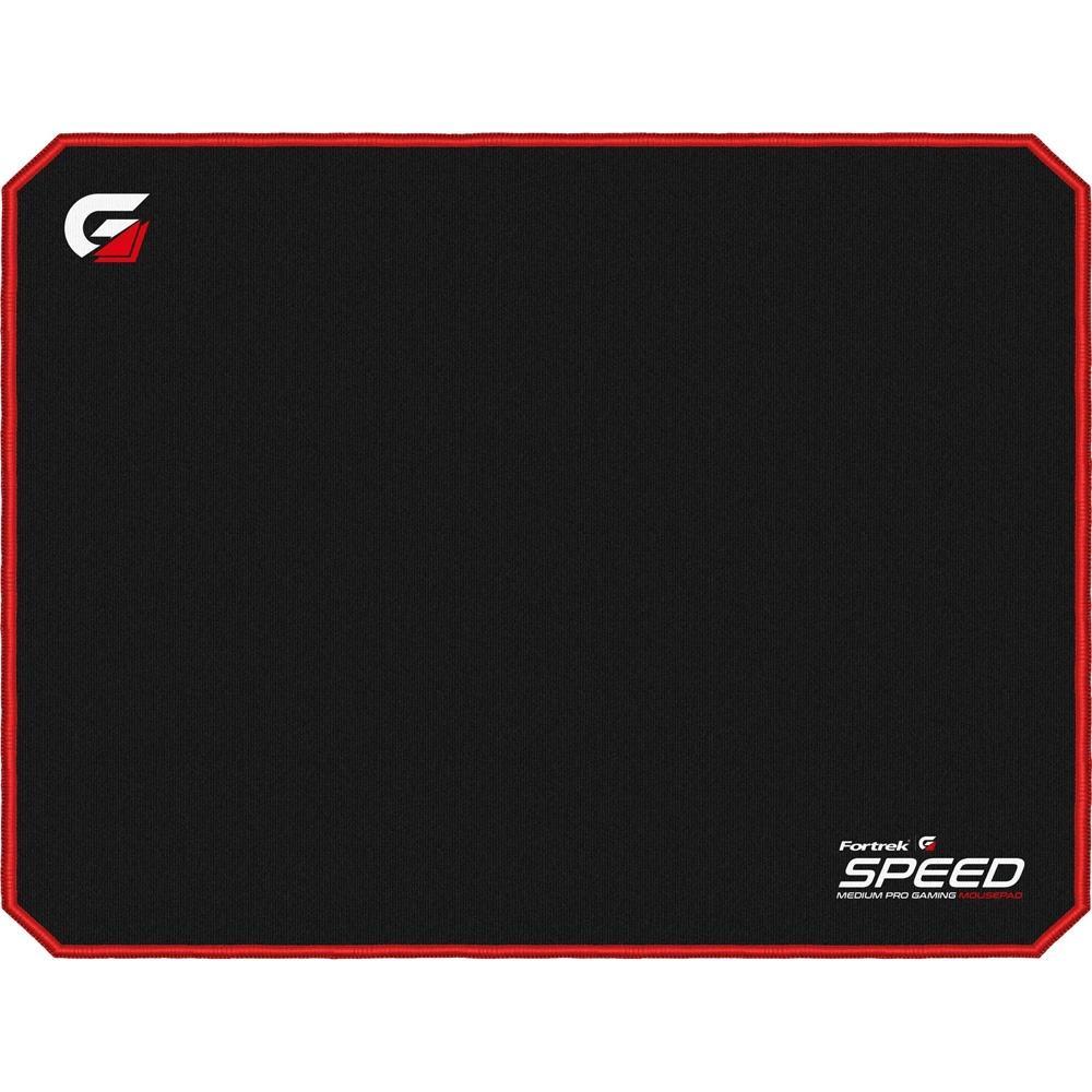 MousePad Gamer Fortrek Speed- Vermelho- Mpg101