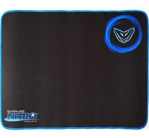 Mousepad Gamer Sapphire Nitro M 32x27x3mm