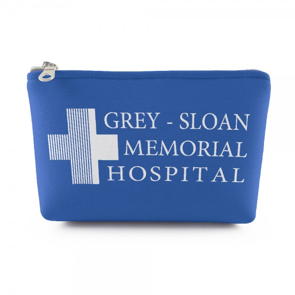 Necessaire Grey Sloan - Pequena