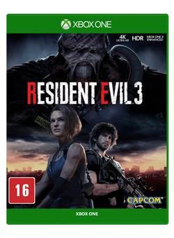 Pré-Venda Resident Evil 3 remake - Xbox One
