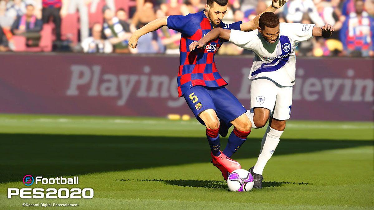 Jogo Pro Evolution Soccer eFootball PES 2020 - Xbox One