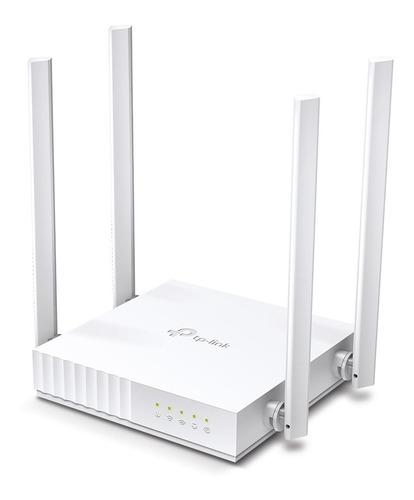 Roteador Wi-fi Tp-link Ac750 Dual-band Archer C21