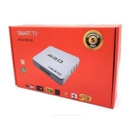 Smart Tv Box 8k Ultra Hd 4gb Ram 32gb Rom R90