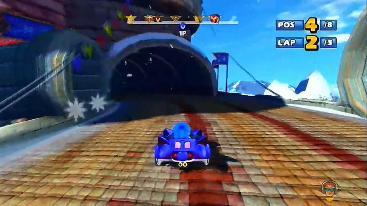 Sonic e Sega All Stars Racing PS3