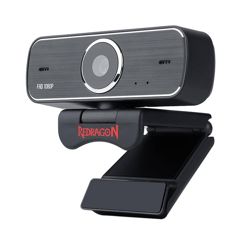 Webcam Redgradon Hitman GW800 FHD 1080P USB