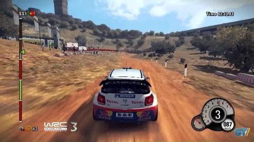 Wrc 3 Fia Rally Ps3 - Seminovo