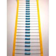 Resistor Metal Filme 3WS 5% Valores 0R10 Até 0R82 Caixa com 1000 Peças