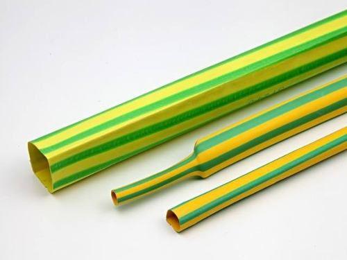 Tubo Termo Retrátil 10mm Brasileirinho (2:1) Rolo Com 100 Metros