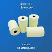Bobinas Térmicas 80x40 Metros