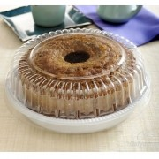 Embalagens para bolos redondos com tampa 500gm - Caixa 100und