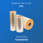 Filme PVC - Rolo 1und