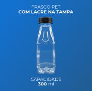 Frasco PET para Bebidas - 300 ml