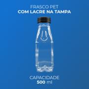 Frasco PET para Bebidas - 500 ml