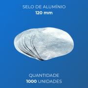 Selo de alumínio - 120mm