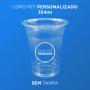Copo PET Personalizado - 354ml