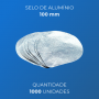 Selo de alumínio - 100mm