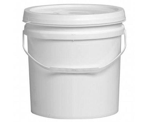 Balde 10 litros Branco - Fardo 10und