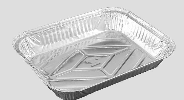 Bandejas de Alumínio 1500ml - Caixa 100und