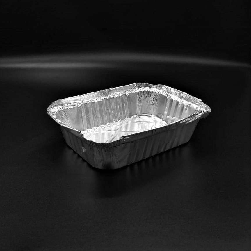 Bandejas de Alumínio 220ml - Caixa 200und