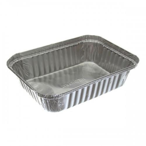 Bandejas de Alumínio 750ml - Caixa 100und