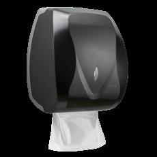 Dispenser para papel toalha preto