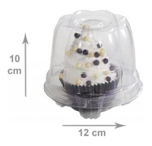 Embalagem para Cup-Cake caixa 300 unidades