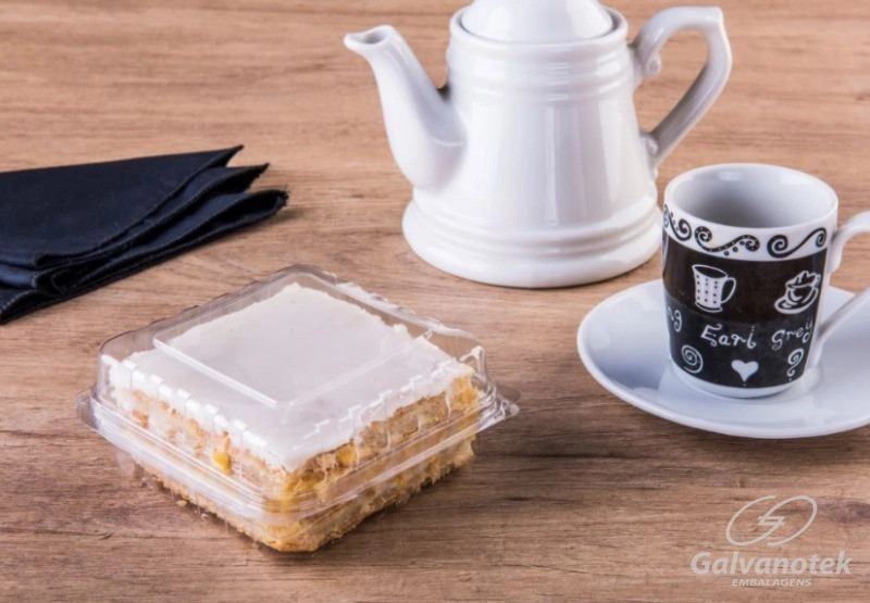 Embalagens para doces e salgados 300ml - Caixa 150und