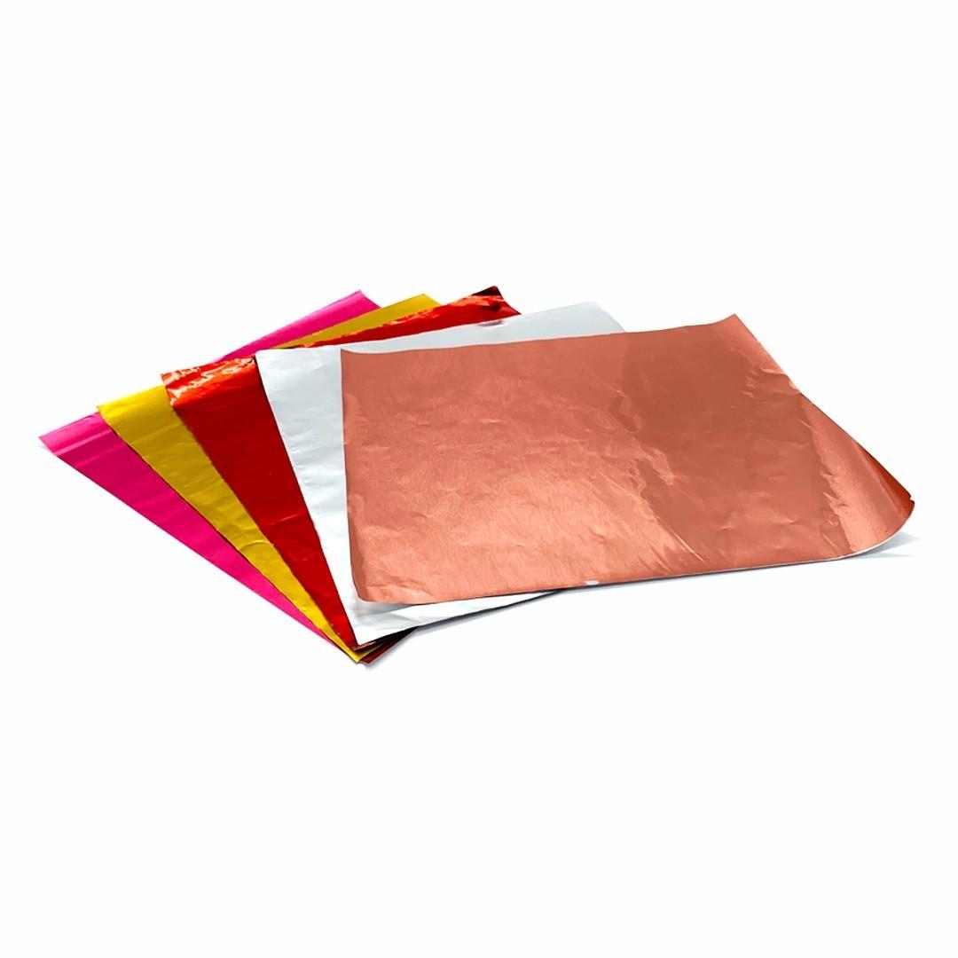 Papel para bolo gelado 20x22cm - Pacote 50und