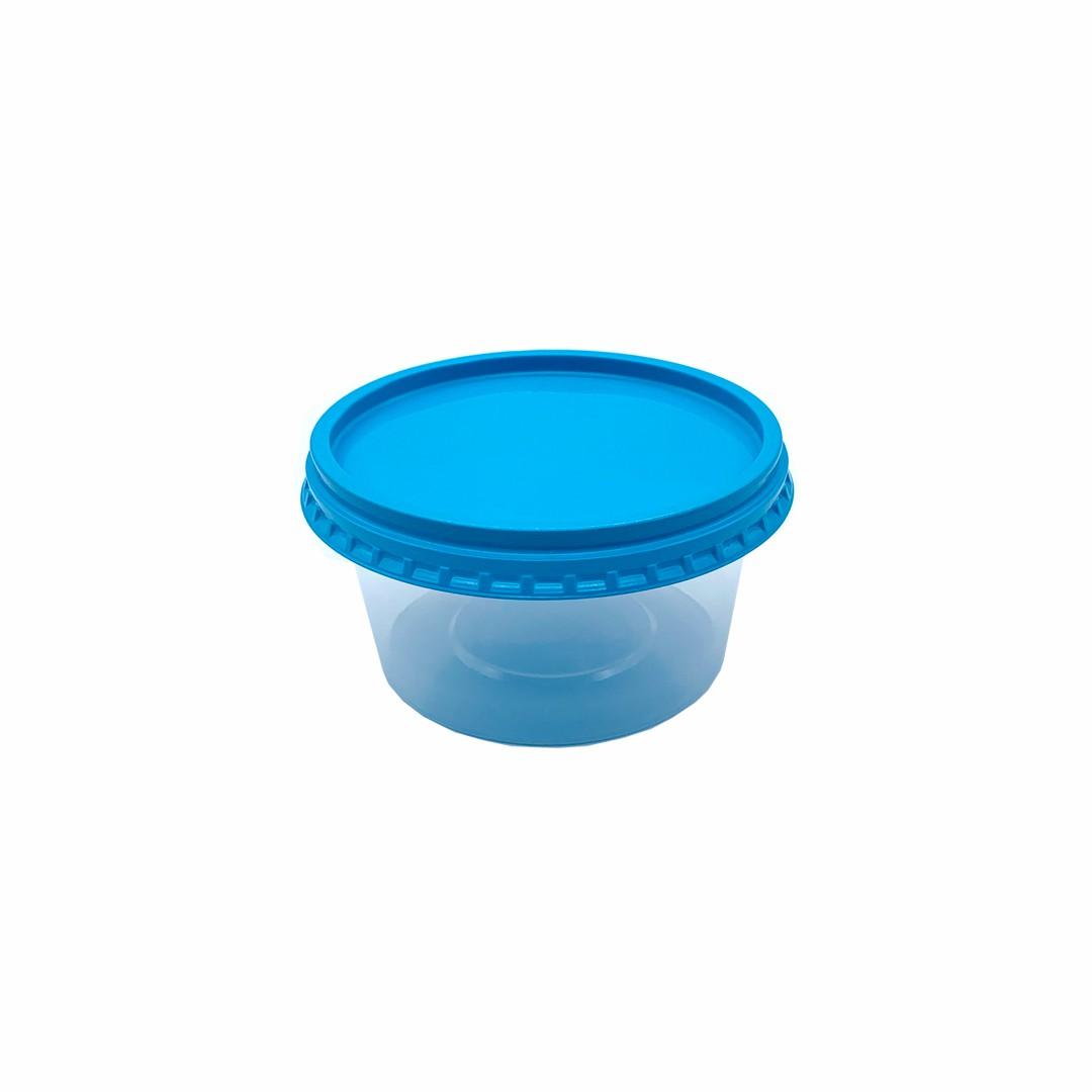 Pote Manteiga 250ml com tampa - Caixa 1000und