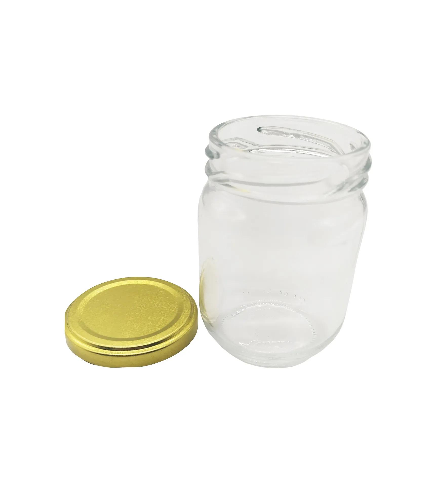 Pote vidro 200ml cx com 24 unidades